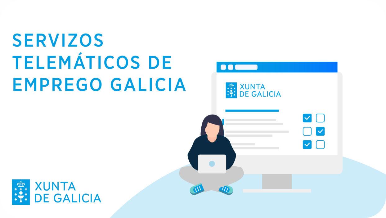 Acceso páxina servizos telemáticos